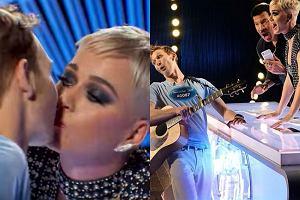 Benjamin Glaze i Katy Perry w amerykańskim 'Idolu'