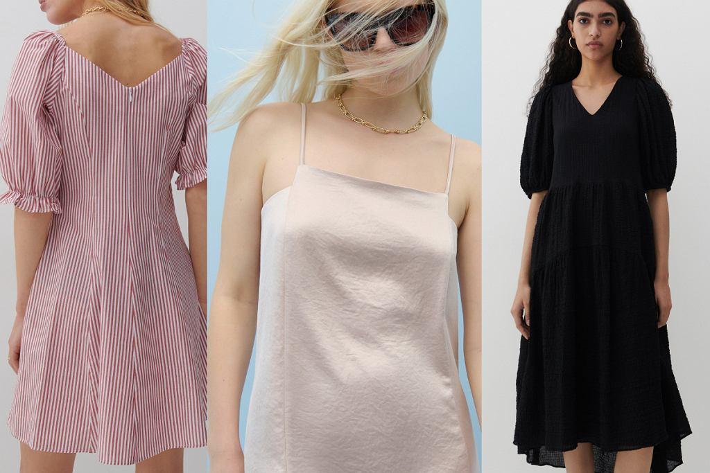 Poczuj lekkość w tych sukienkach Reserved