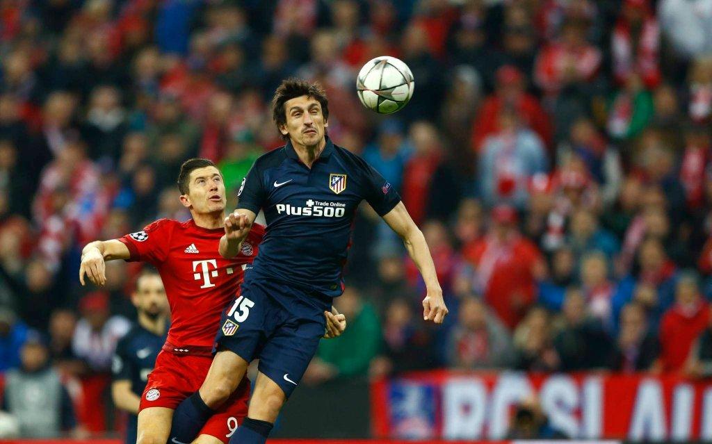 Bayern Atletico