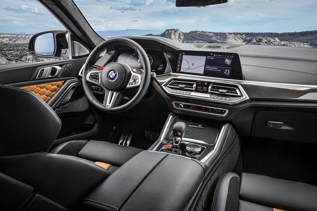 BMW X5 i X6 M