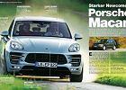 Porsche Macan | Tuż przed premierą | Dane techniczne