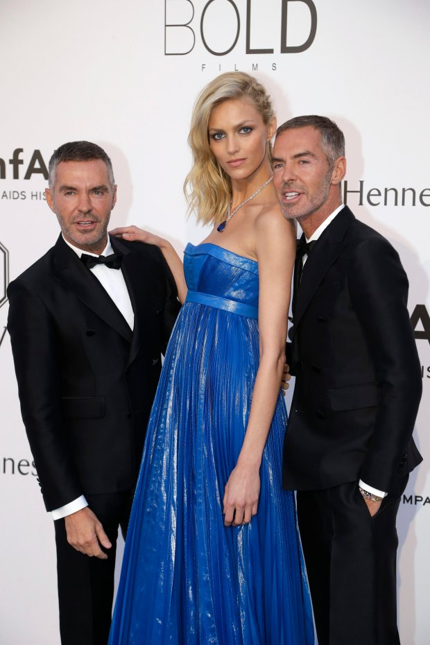 France Cannes AmfAR: Anja Rubik