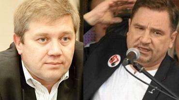 Cezary Kaźmierczak i Piotr Duda