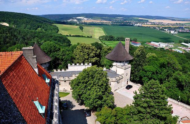 Słowackie zamki - zamek w Smolenicach / fot. Janos Korom / CC BY-SA Flickr.com