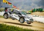 Rallycross. Pierwsze podium w karierze Martina Kaczmarskiego