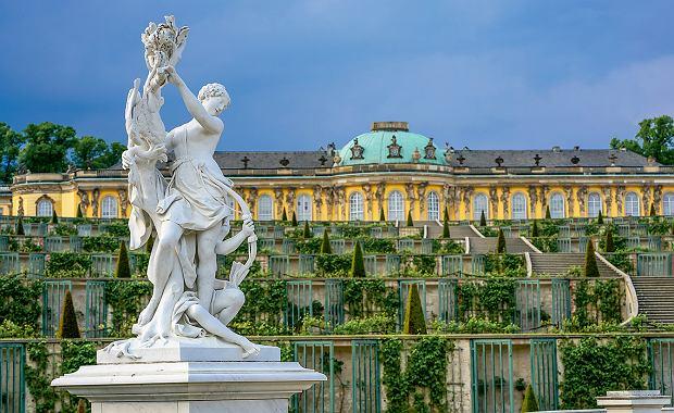 Zespołu parkowo-pałacowego Sanssouci