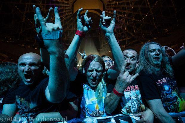 Tauron Arena - koncert Iron Maiden