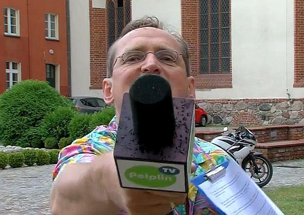 Wojciech Cejrowski w rozmowie z Pelplin TV