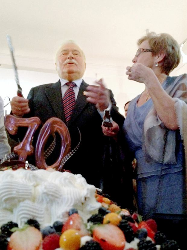 Lech Wałęsa, Danuta Wałęsa