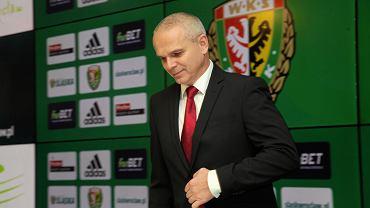 Trener Vitezlav Lavicka