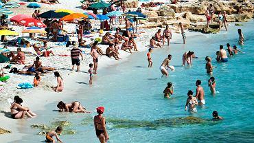 Turyści na wakacjach - zdjęcie ilustracyjne