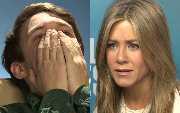 Chris Stark i Jennifer Aniston