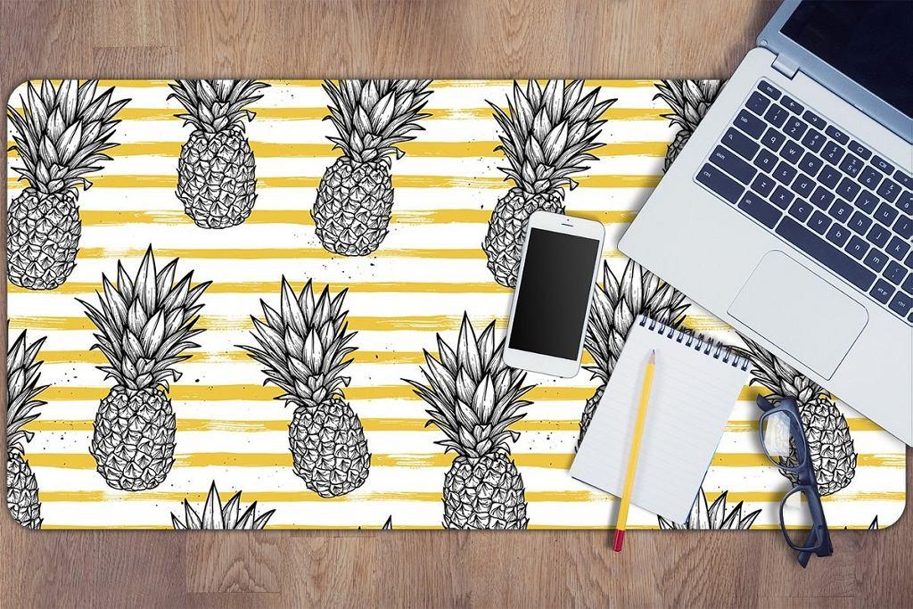 Podkładka na biurko w anansy