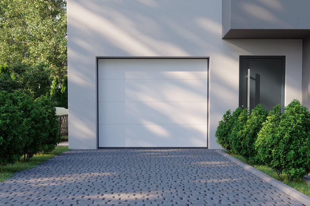 Bramy garażowe TREND PRESTIGE PLUS gwarantują bezpieczeństwo i stylowy wygląd