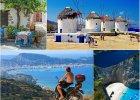 Greckie wyspy: piękne i bardzo różnorodne. Radzimy, którą wybrać na wakacje