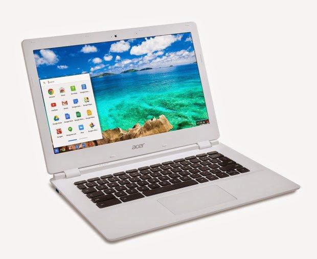 Chromebook Acer - działa na systemie Chrome OS