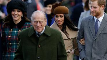 W filmie o życiu księcia Filipa nie uwzględniono Meghan Markle i księżnej Kate