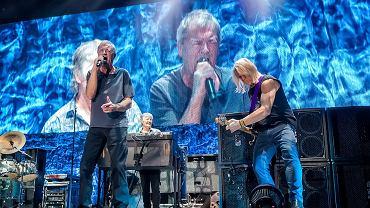 Deep Purple w Krakowie 3 grudnia 2019