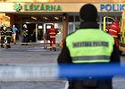 Czechy: Strzelanina w szpitalu przy granicy z Polską. Są zabici i ranni