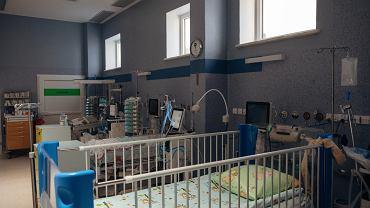 W Uniwersyteckim Centrum Klinicznym powstał Odział Intensywnej Terapii Dziecięcej