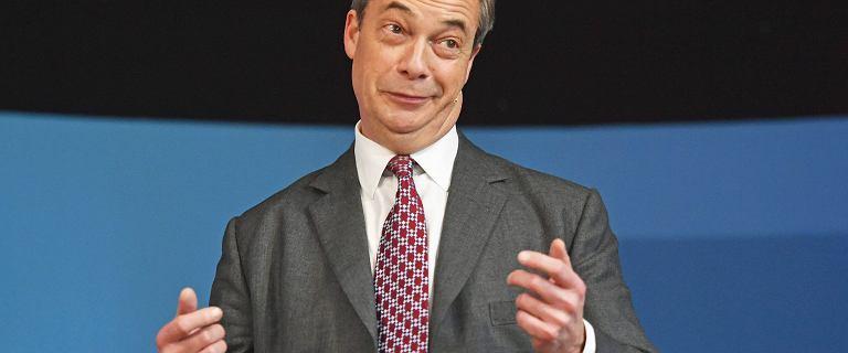"""Wielka Brytania. """"Pan brexit"""" i jego partia bez nawet jednego mandatu"""
