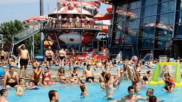 W 2011 roku Aquapark Wrocław odwiedziło 1,25 mln klientów, w minionym roku już o pół miliona więcej.