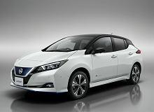 Nissan LEAF jest najchętniej kupowanym samochodem elektrycznym na świecie