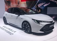 Genewa 2019 - nadchodzi sportowa Toyota Corolla GR Sport