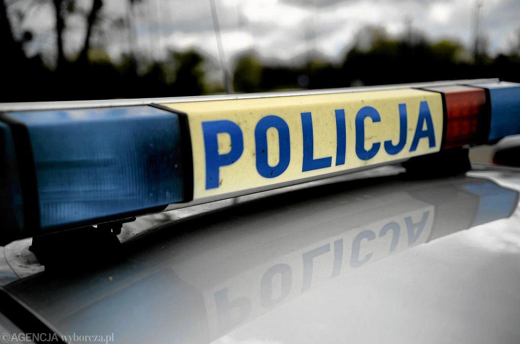 Poznań. 74-latek wypadek z okna przy ul. Chlebowej. (zdjęcie ilustracyjne)