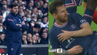 Mauricio Pochettino i Leo Messi