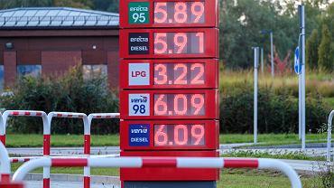 Ceny paliw. Diesel już średnio droższy od Pb95. W przyszłym tygodniu ON wszędzie po 6 zł?