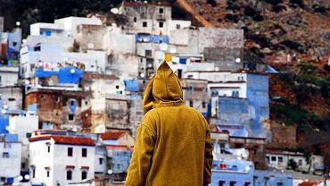 Szafszawan - błękitne miasto w Maroku