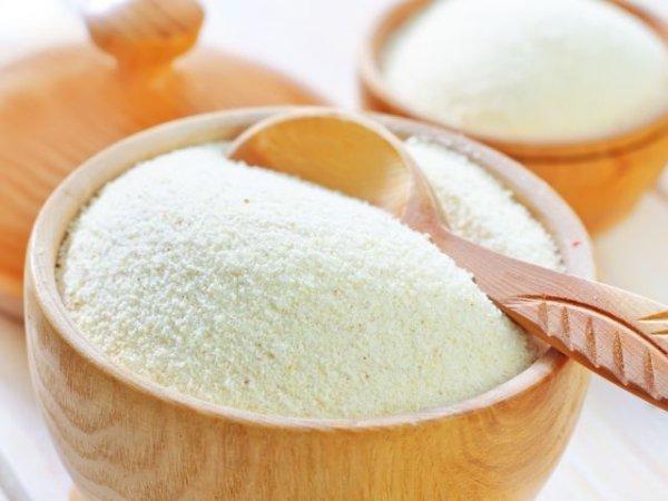 Kaszy manny, ze względu na wysoką zawartość glutenu nie powinni spożywać alergicy.