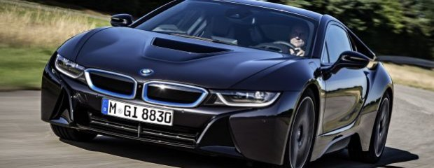 BMW i8   Będzie mocniejsza wersja