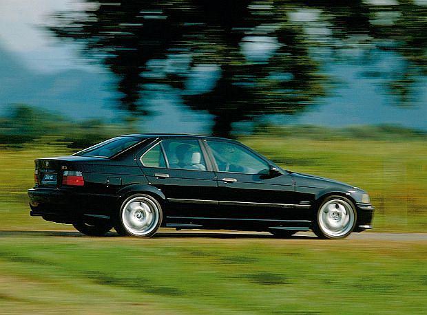 BMW M3 limuzyna E36