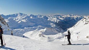 Narty w Austrii: St Anton, Tyrol