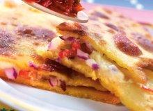 Wenezuelskie quesadillas - ugotuj