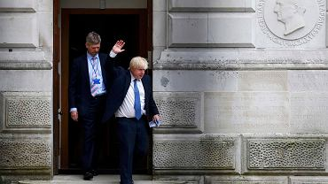 Boris Johnson odpowiada za politykę zagraniczną Wielkiej Brytanii po referendum dotyczącym Brexitu