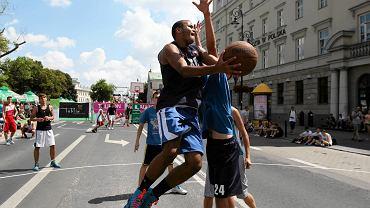 Lublin Street Festival 2014 i V otwarte mistrzostwa miasta w streetbalu