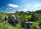 Czeski Raj - skalne miasto, baśniowe zamki i Rumcajs