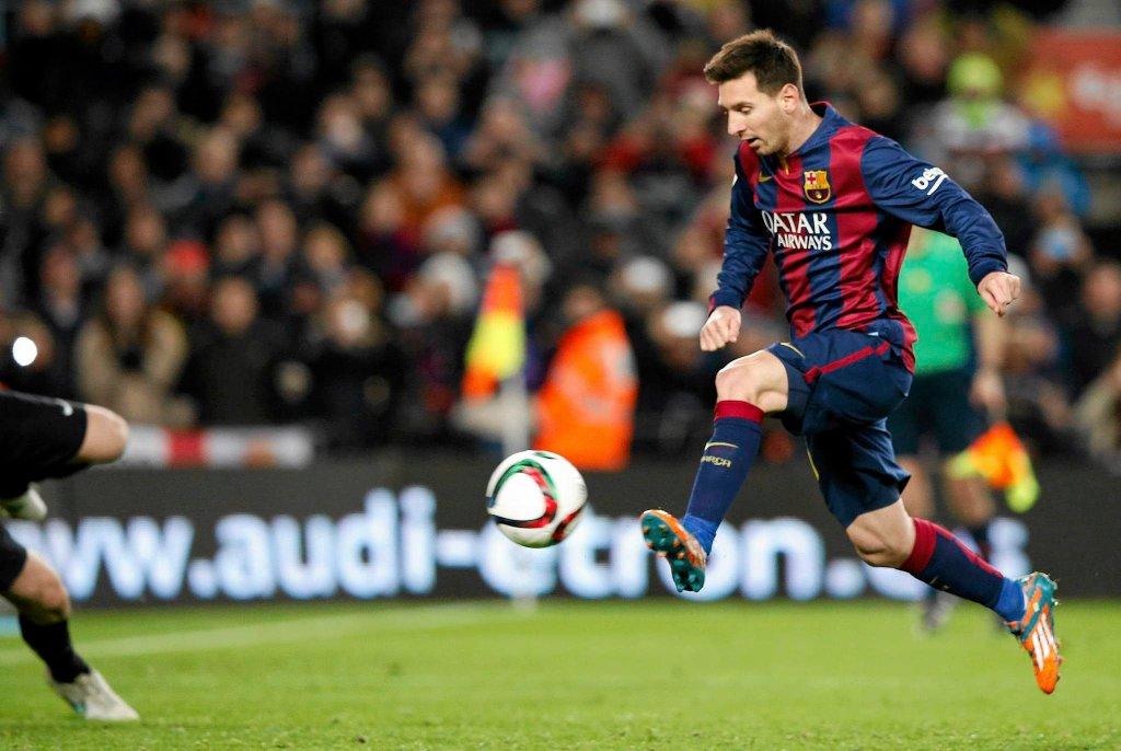 Barcelona - Atletico Madryt 1:0