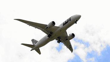 Dreamliner PLL LOT. Boeing 787