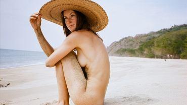 Magdalena Wosinska w Meksyku