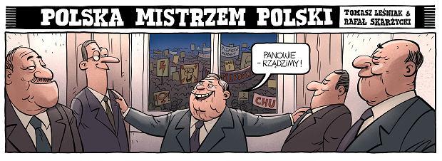 Zdjęcie numer 24 w galerii - Polska mistrzem Polski