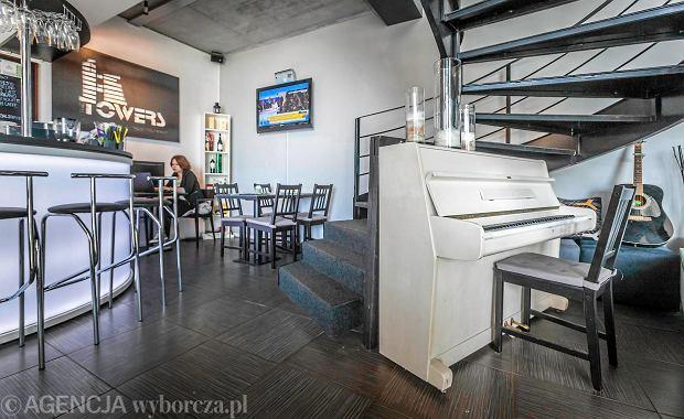 04.03.2014 Gdynia . Restauracja Towers . Fot. Dominik Sadowski / Agencja Gazeta