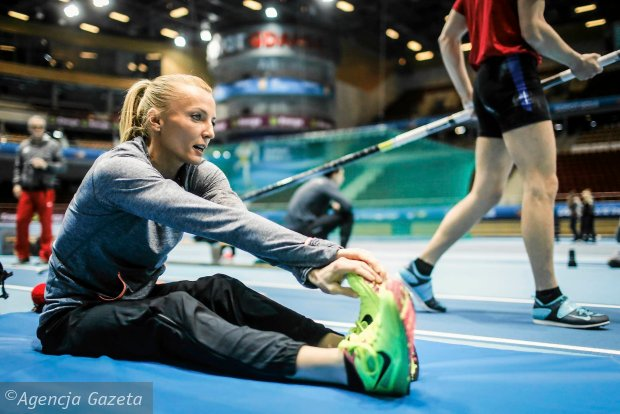 Anna Rogowska gościem mityngu lekkoatletycznego w Łęczycy