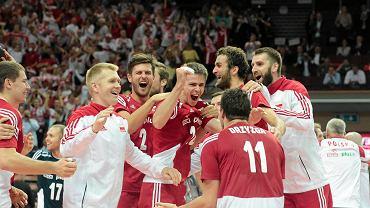 MŚ siatkarzy 2014. Polska - Niemcy 2014