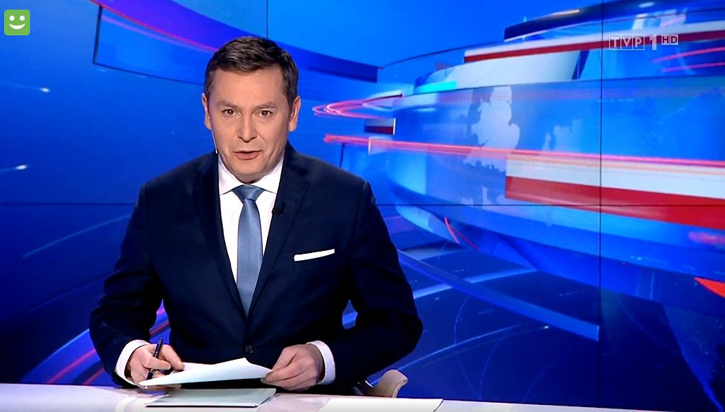 'Wiadomości' TVP z 15 lutego
