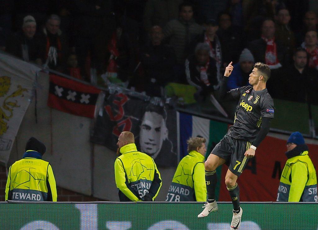 Juventus F.C. - Ajax Amsterdam. Gdzie oglądać ćwierćfinał Ligi Mistrzów?