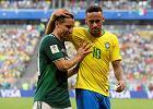 Mundial 2018. Brazylia - Meksyk 2:0 w 1/8 finału. Tite czyni cuda. Ale może mu być łatwiej zdobyć mistrzostwo świata niż dochować jednej obietnicy:  że skończy się w kadrze udawanie fauli